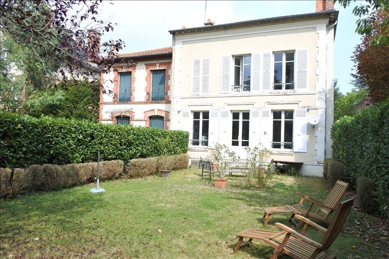Location maison / villa St germain en laye 4 420€ CC - Photo 1