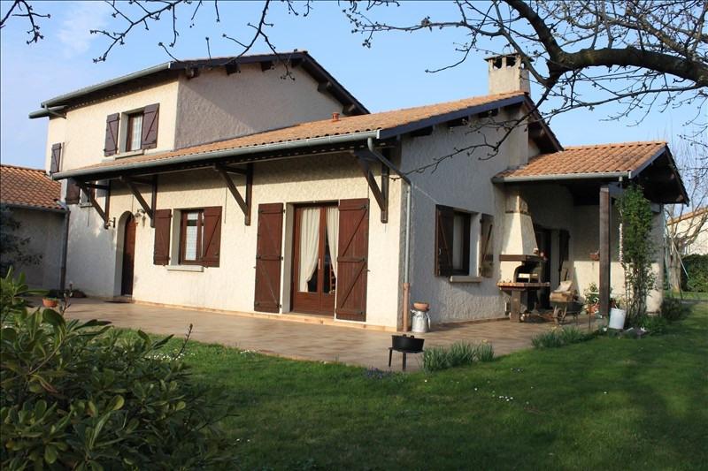 Vente maison / villa Chasse sur rhone 375000€ - Photo 1