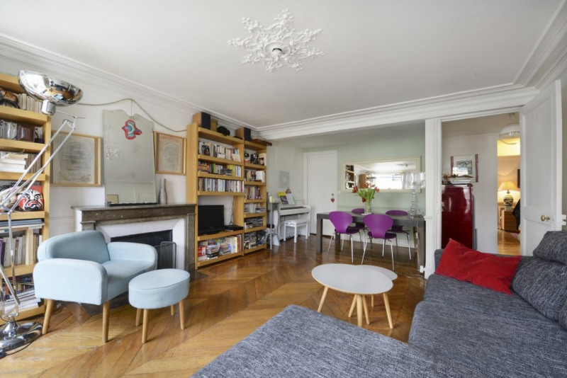 Vente de prestige appartement Paris 9ème 1095000€ - Photo 4