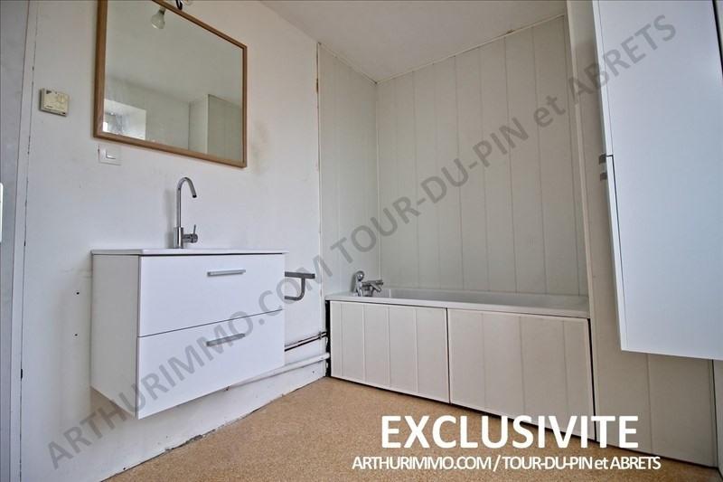Sale house / villa Le pont de beauvoisin 125000€ - Picture 4