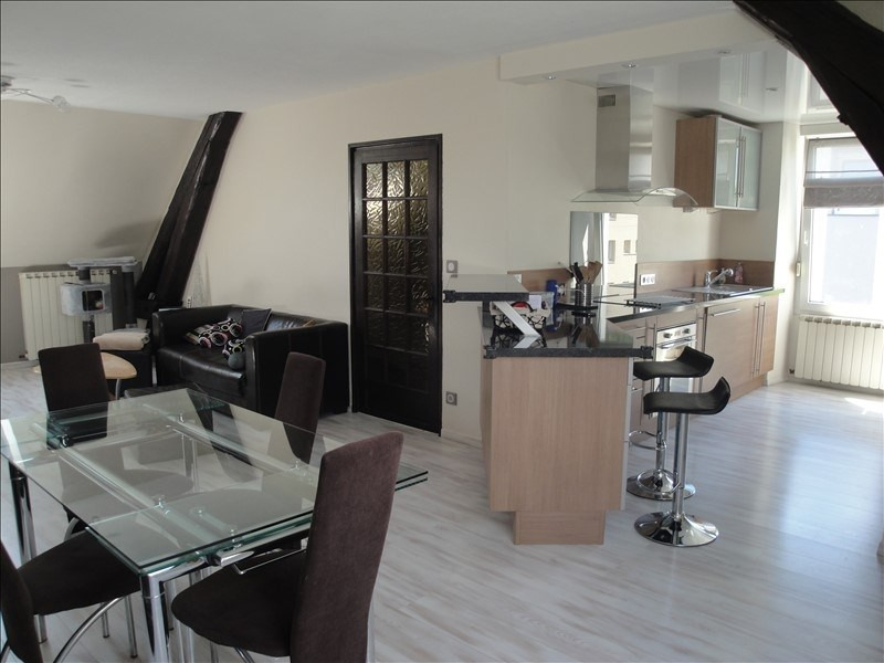 Venta  apartamento Beaucourt 97000€ - Fotografía 3