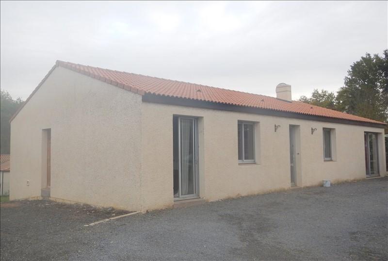 Vente maison / villa Monnieres 228900€ - Photo 1