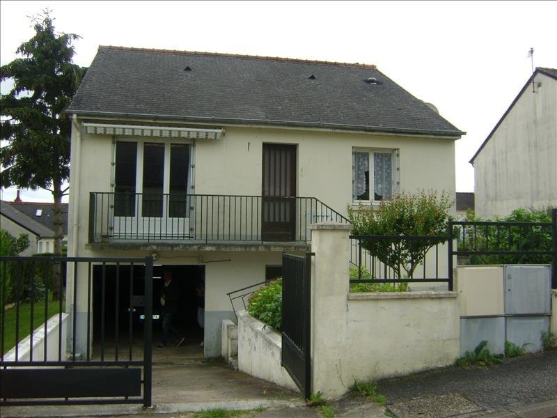 Sale house / villa Château-renault 118200€ - Picture 1