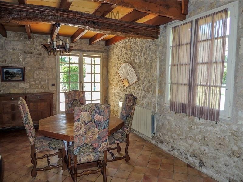 Vente maison / villa Saint christoly medoc 388000€ - Photo 9
