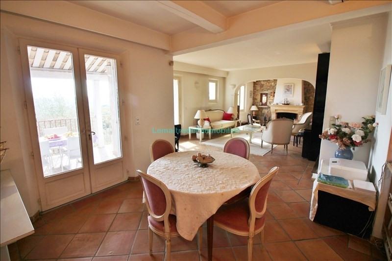 Vente maison / villa Speracedes 520000€ - Photo 8