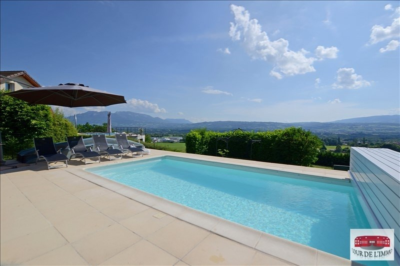 Vente maison / villa Fillinges 548 000€ - Photo 2