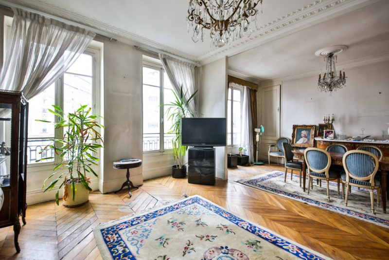 Sale apartment Paris 11ème 1 260 000€ - Picture 1