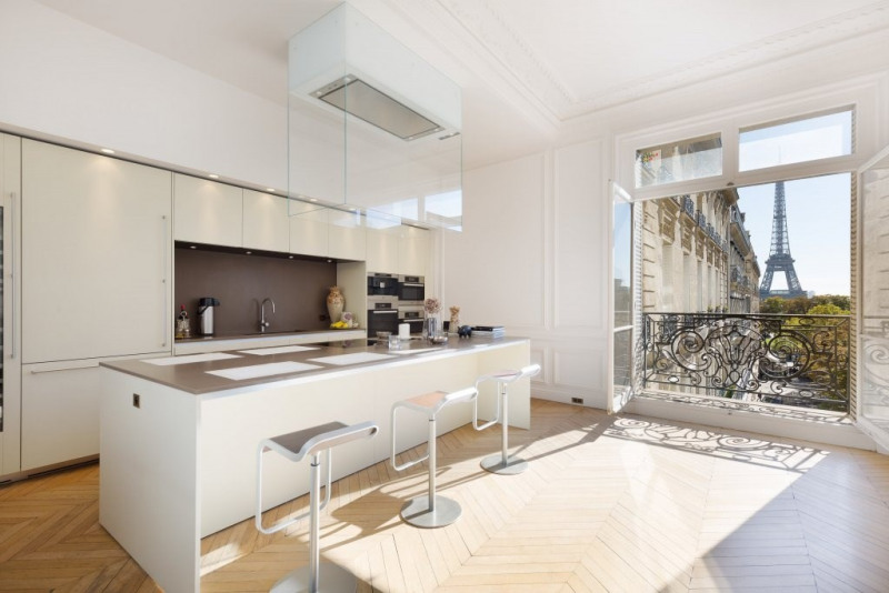 Revenda residencial de prestígio apartamento Paris 16ème 7480000€ - Fotografia 6
