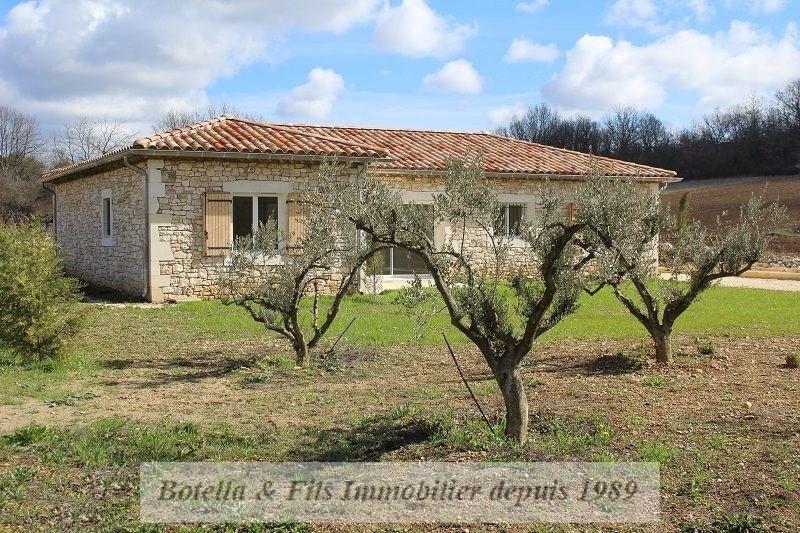 Sale house / villa Barjac 269900€ - Picture 1