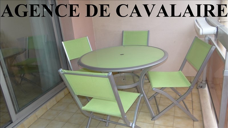 Vente appartement Cavalaire 89 900€ - Photo 1