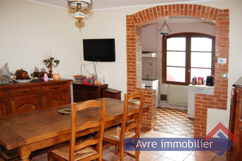 Sale house / villa Verneuil d avre et d iton 185000€ - Picture 2
