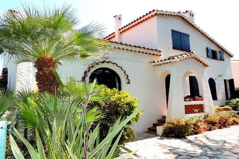 Deluxe sale house / villa Cap d'antibes 1250000€ - Picture 1