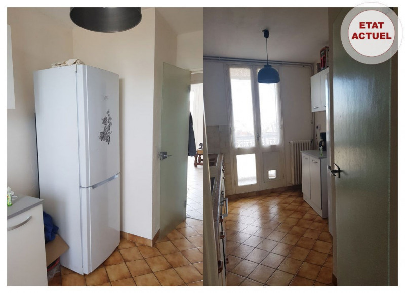 Vente appartement Colomiers 109 500€ - Photo 4