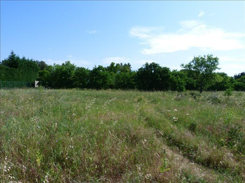 Verkoop  stukken grond Carpentras 111000€ - Foto 2