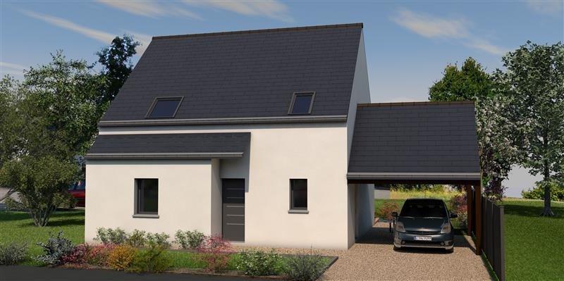Maison  6 pièces + Terrain 380 m² Landujan par LES MAISONS RENNAISES