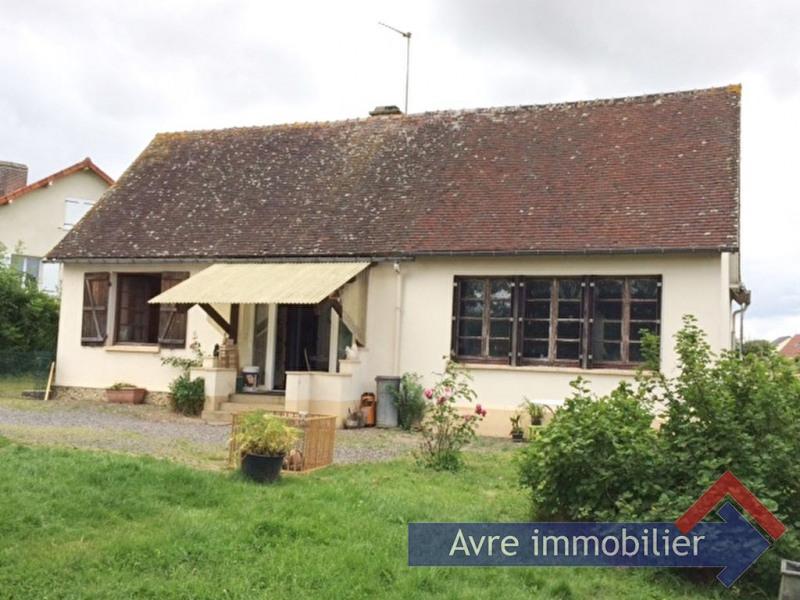 Vente maison / villa Verneuil d'avre et d'iton 127000€ - Photo 1