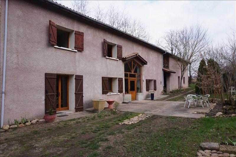 Vendita casa Chanas 220000€ - Fotografia 1