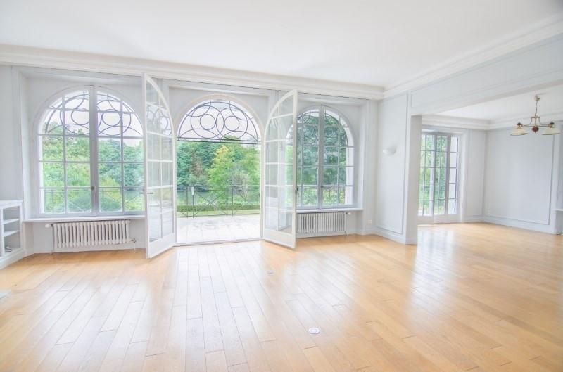 Revenda residencial de prestígio casa Croissy sur seine 2190000€ - Fotografia 3