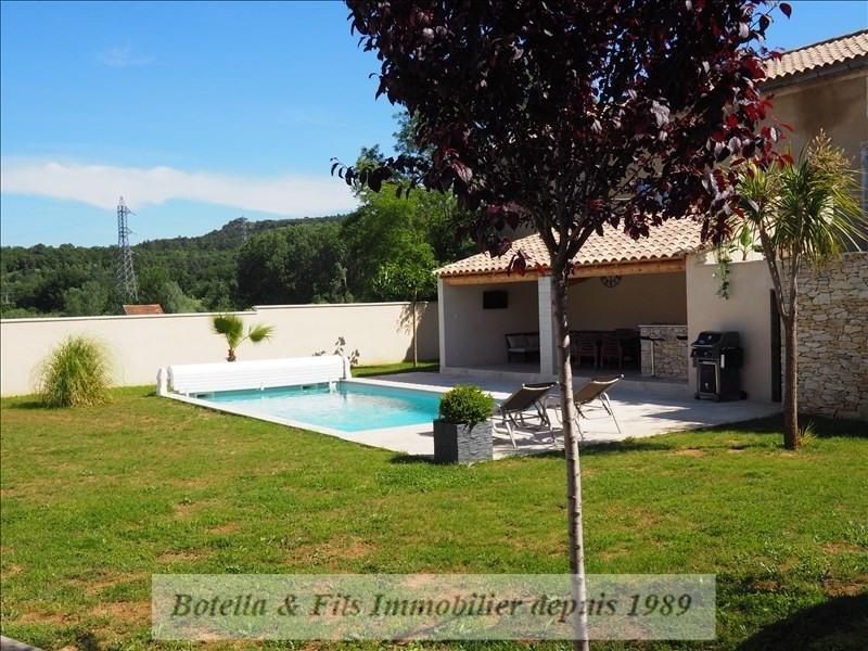 Vente maison / villa Uzes 470000€ - Photo 2