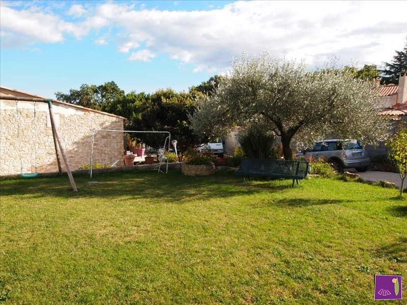 Vente maison / villa Uzes 315000€ - Photo 8