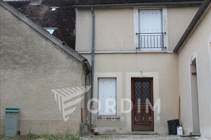 Rental apartment Courgis 430€ CC - Picture 1