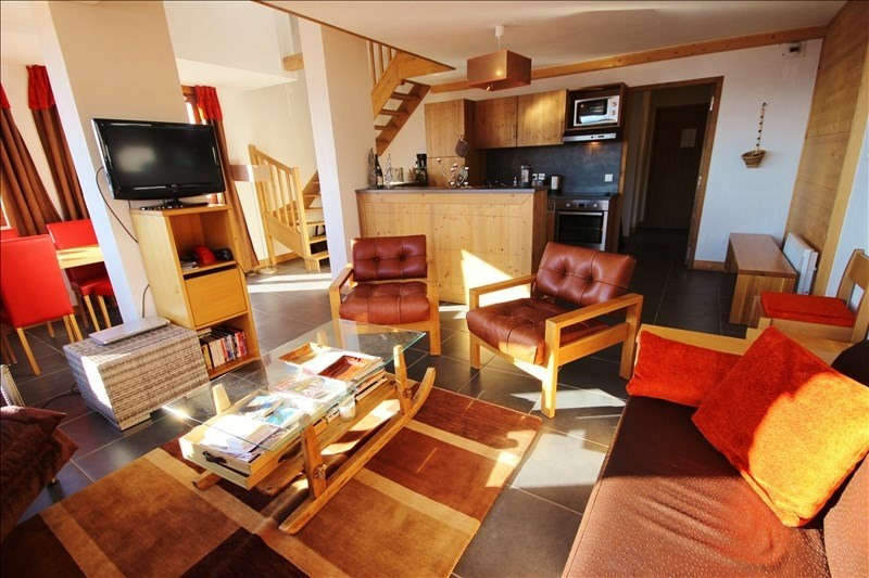 Vente de prestige appartement Les arcs 620 000€ - Photo 4
