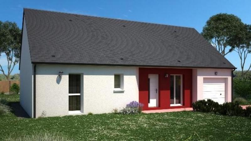 Maison  4 pièces + Terrain 238 m² Mans par maisons PRIMEA