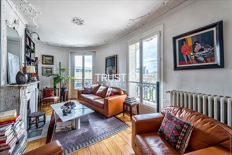 Vente appartement Paris 15ème 858000€ - Photo 4