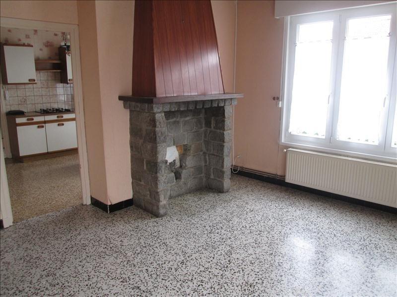Vente maison / villa Aubigny au bac 125000€ - Photo 5