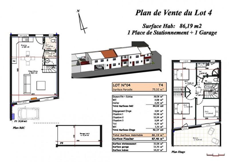 Sale house / villa Biscarrosse plage 339200€ - Picture 1