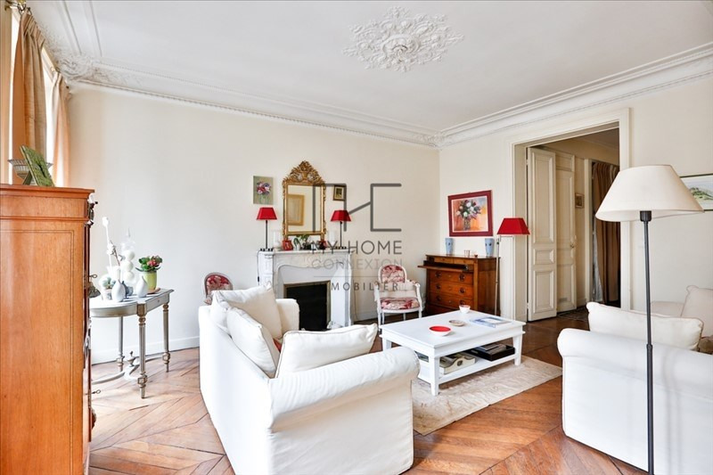 Vente de prestige appartement Paris 8ème 925000€ - Photo 4