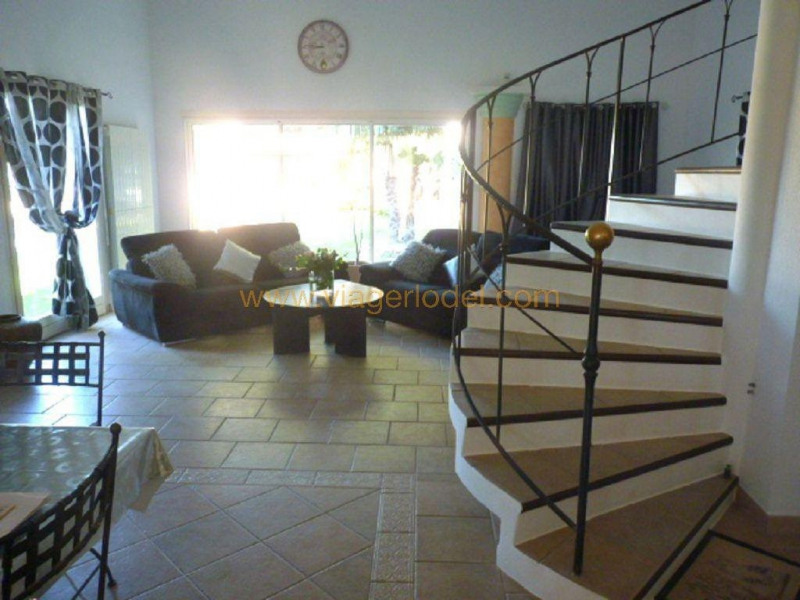 Vendita nell' vitalizio di vita casa Villecroze 144000€ - Fotografia 4