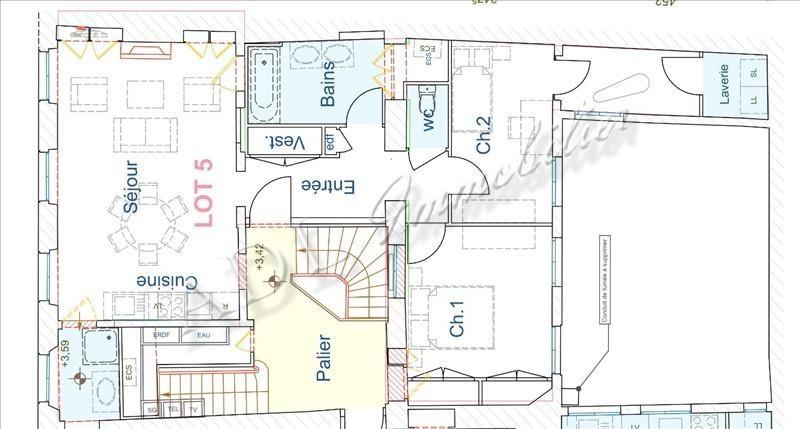 Vente appartement Chantilly 299000€ - Photo 1