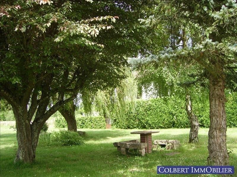 Vente maison / villa Pontigny 138000€ - Photo 2