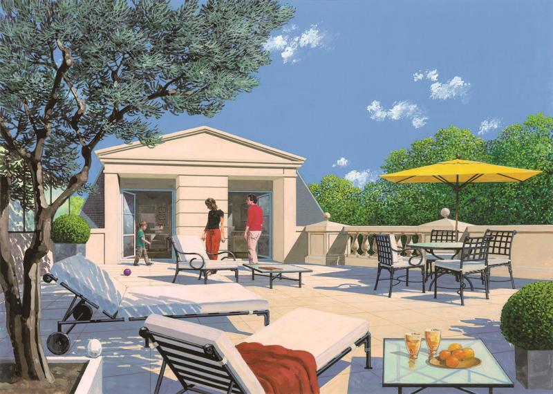 New home sale program Le plessis-robinson  - Picture 1