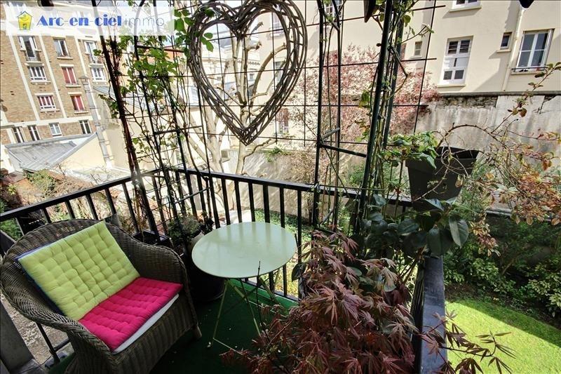 Verkauf auf rentenbasis wohnung Paris 18ème 220000€ - Fotografie 1