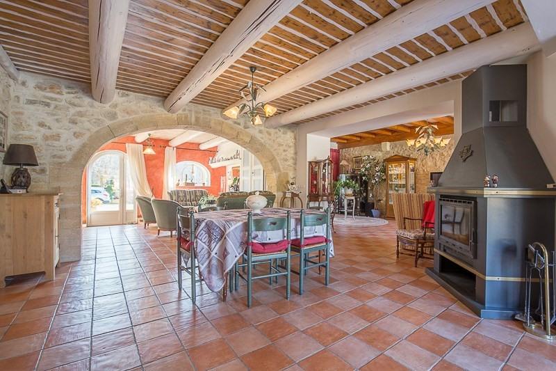 Verkoop van prestige  huis Le puy ste reparade 798000€ - Foto 8