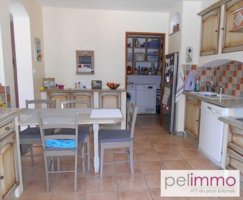 Vente maison / villa Eyguieres 475000€ - Photo 4