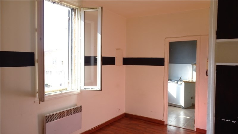 Vente appartement Marseille 3ème 58000€ - Photo 1