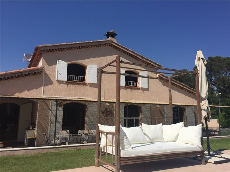 Deluxe sale house / villa Mimet 798 000€ - Picture 2