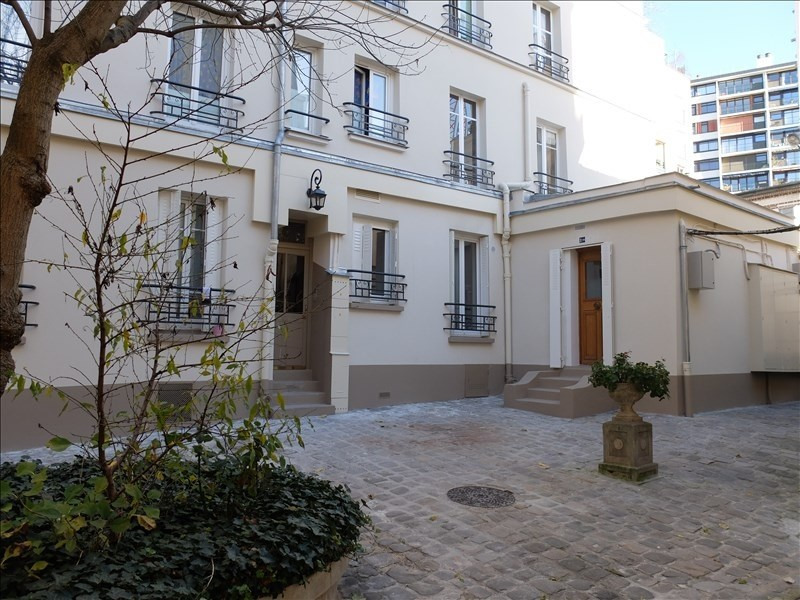 Sale apartment Paris 19ème 355 000€ - Picture 1