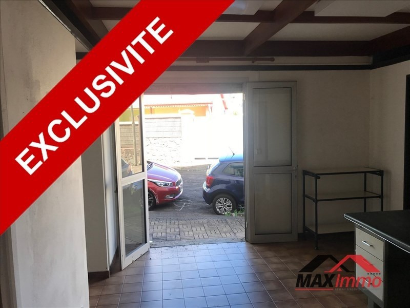 Location local commercial St denis 1 000€ HT/HC - Photo 8