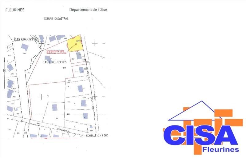 Sale site Senlis 148000€ - Picture 1