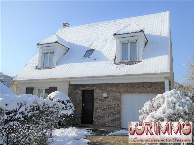 Vente maison / villa Mennecy 322000€ - Photo 1