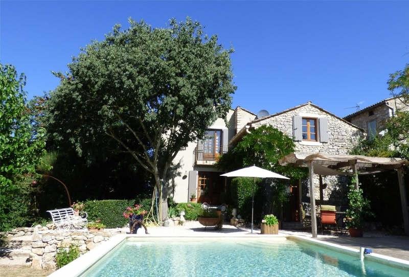 Vente de prestige maison / villa Uzes 595000€ - Photo 1
