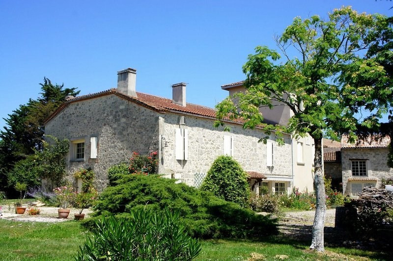 Sale house / villa Agen 378000€ - Picture 9