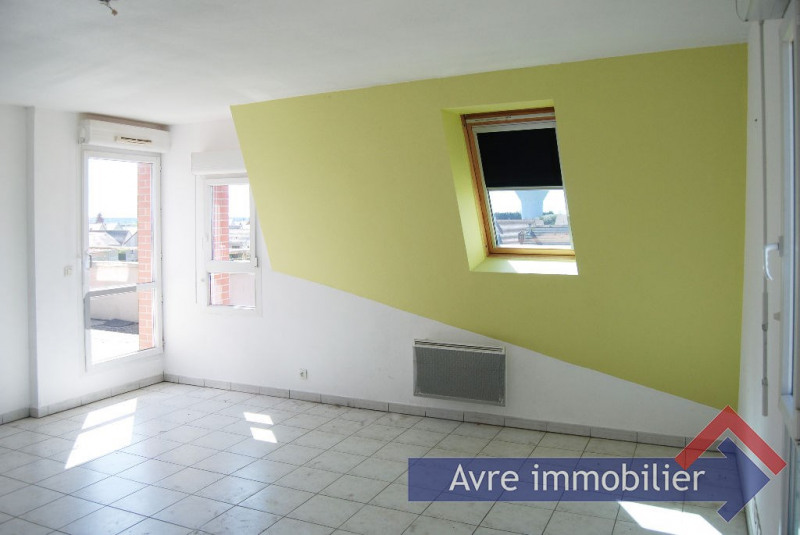 Vente appartement Verneuil d avre et d iton 91000€ - Photo 1