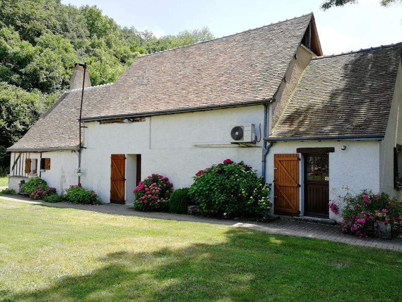 Sale house / villa Villedomer 244650€ - Picture 3