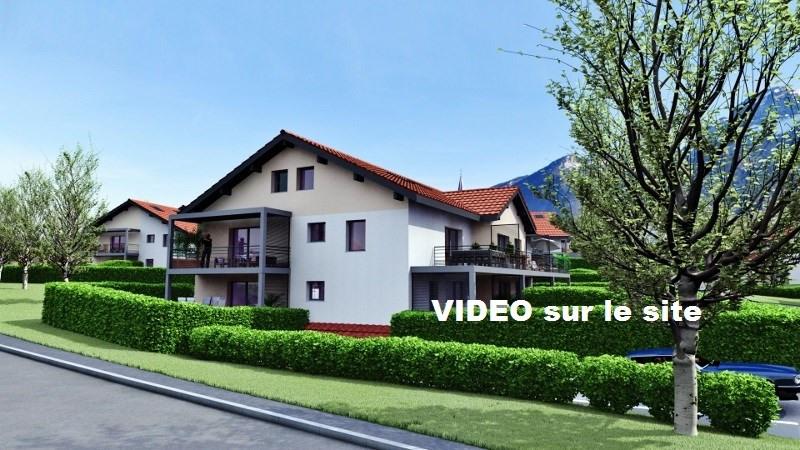 Vente appartement Villaz 234000€ - Photo 1