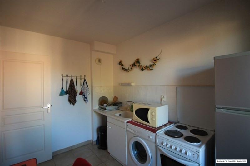 Verkoop  appartement Uzes 170000€ - Foto 4